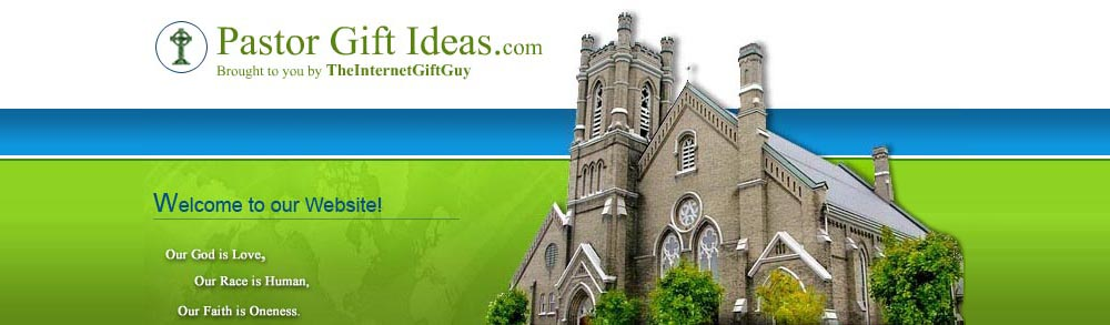 Pastor Gift Ideas.com